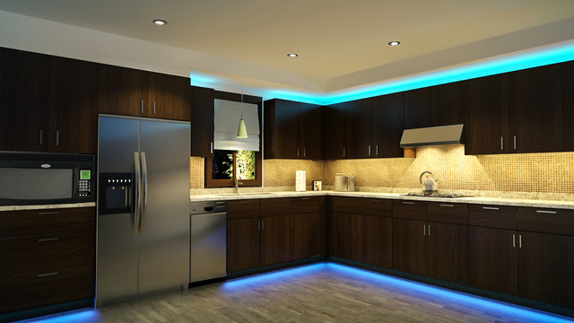 Kitchen Counter Led Lights