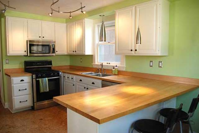 Simple Kitchen Remodeling